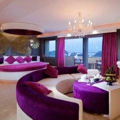 Euphoria Hotel Tekirova 5* Люкс с различными типами кроватей фото 11