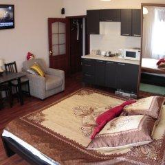 Мини-отель Мансарда Апартаменты с разными типами кроватей фото 2