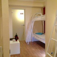 Hostel Nochleg Кровать в женском общем номере с двухъярусной кроватью