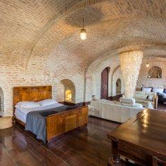 Отель Castle in Old Town Люкс с различными типами кроватей фото 13