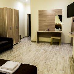 Мини-Отель City Life 2* Стандартный номер разные типы кроватей фото 7