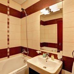 Апарт-Отель Golden Line Улучшенные апартаменты с различными типами кроватей фото 4
