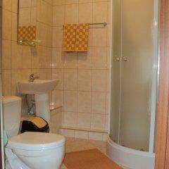Гостиница Хостел Green Street в Афонино отзывы, цены и фото номеров - забронировать гостиницу Хостел Green Street онлайн ванная фото 2