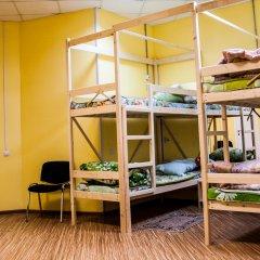 Хостел Sleep&Go Кровать в общем номере с двухъярусной кроватью фото 19