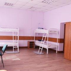 Хостел Бор на Волге Кровать в общем номере двухъярусные кровати фото 9