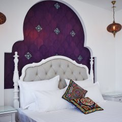 Гостевой Дом Семь Морей Номер Делюкс с различными типами кроватей фото 16