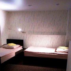 Гостиница Зима Кровать в общем номере с двухъярусной кроватью фото 3