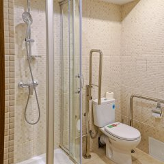 Гостиница Арагон 3* Номер Комфорт с двуспальной кроватью фото 13