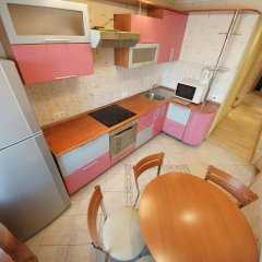 Апартаменты Байкал на Карла Маркса 135 Апартаменты с различными типами кроватей фото 5