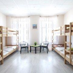 Хостел Таврида Кровать в общем номере с двухъярусной кроватью фото 2