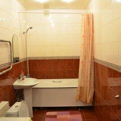 Гостиница на Червишевском тракте в Тюмени отзывы, цены и фото номеров - забронировать гостиницу на Червишевском тракте онлайн Тюмень ванная