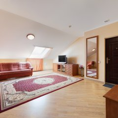 Гостиница Мон Плезир Химки Студия Делюкс с различными типами кроватей фото 7