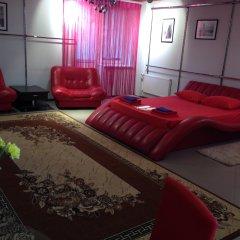 Megapolis Hotel 3* Улучшенные апартаменты с различными типами кроватей фото 6