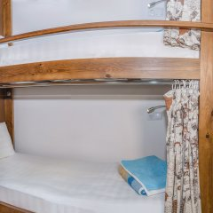 Хостел НеХостел Кровать в общем номере фото 12