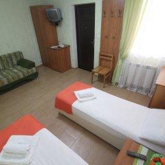Мини-отель Банановый рай Стандартный номер с разными типами кроватей фото 3