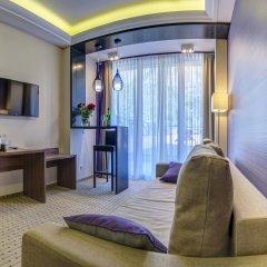Гостиница ГК Новый Свет Люкс с различными типами кроватей фото 5