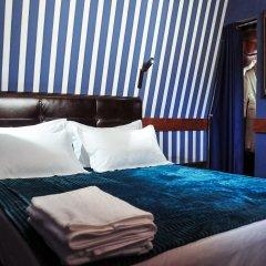 Гостевой Дом Семь Морей Номер Делюкс с различными типами кроватей фото 43