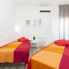Отель Plaza Espana Fira Stay Barcelona Испания, Барселона - отзывы, цены и фото номеров - забронировать отель Plaza Espana Fira Stay Barcelona онлайн комната для гостей фото 2