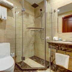 Гостиница Akyan Saint Petersburg 4* Стандартный номер с двуспальной кроватью фото 4