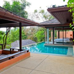 Sri Panwa Phuket Luxury Pool Villa Hotel 5* Вилла с различными типами кроватей фото 40