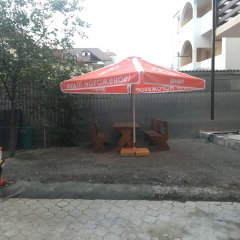 Rusalka Hotel парковка