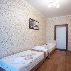 Гостиница Солнечная Стандартный номер с разными типами кроватей фото 5