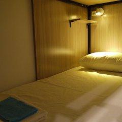 Хостел Кроличья Нора Кровать в мужском общем номере с двухъярусными кроватями фото 6