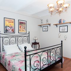 Апартаменты Студия Город Рек у Эрмитажа Апартаменты с различными типами кроватей