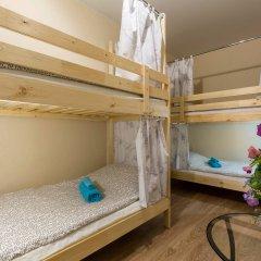 Лайк Хостел Санкт-Петербург на Театральной Кровать в общем номере с двухъярусной кроватью фото 6