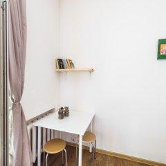 Хостел и Кемпинг Downtown Forest Номер с различными типами кроватей (общая ванная комната) фото 10