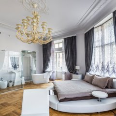 Гостиница Akyan Saint Petersburg 4* Люкс с различными типами кроватей фото 15