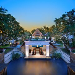 Banyan Tree Phuket Hotel 5* Вилла Делюкс разные типы кроватей фото 11