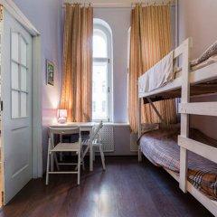 Гостиница Prosto Home Кровать в женском общем номере с двухъярусной кроватью фото 10