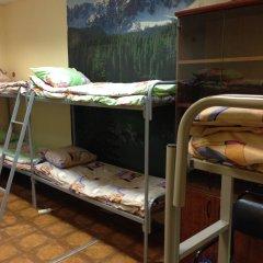 Отель Жилое помещение у Дмитровской Кровать в женском общем номере