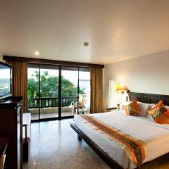 Курортный отель C&N Resort and Spa 3* Улучшенный номер с различными типами кроватей фото 5