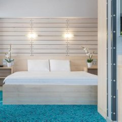 Гостиница Ялта-Интурист 4* Студия Делюкс с различными типами кроватей