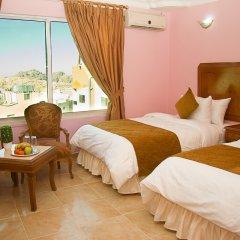 Отель AL ANBAT MIDTOWN Иордания, Вади-Муса - отзывы, цены и фото номеров - забронировать отель AL ANBAT MIDTOWN онлайн комната для гостей фото 5