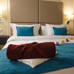 Гостиница Голубая Лагуна Люкс разные типы кроватей фото 8