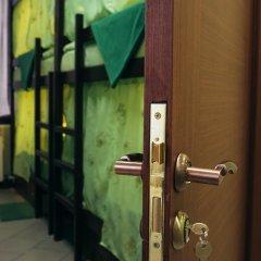 Хостел Найс Рязань Кровать в женском общем номере с двухъярусной кроватью
