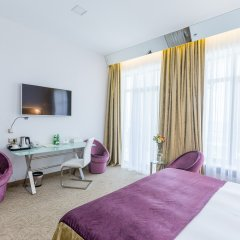 Гостиница Panorama De Luxe 5* Полулюкс разные типы кроватей фото 2
