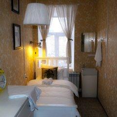 Хостел Казанское Подворье Номер с общей ванной комнатой с различными типами кроватей (общая ванная комната) фото 11