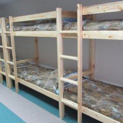 Хостел 4&4 Кровать в общем номере фото 2