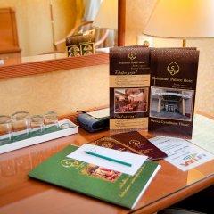 Гостиница Suleiman Palace 4* Стандартный номер с разными типами кроватей фото 4