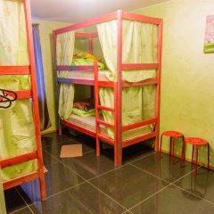 Хостел РусМитино Кровать в мужском общем номере с двухъярусными кроватями фото 3