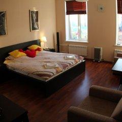 Мини-отель Мансарда Апартаменты с разными типами кроватей фото 3