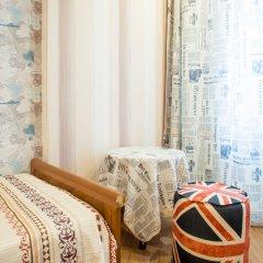 Мини-отель London Eye Стандартный номер с различными типами кроватей фото 6