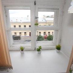 Хостел ВАМкНАМ Захарьевская Кровать в общем номере с двухъярусной кроватью фото 11