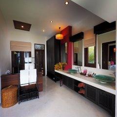Отель Bhundhari Villas 4* Вилла с различными типами кроватей фото 12