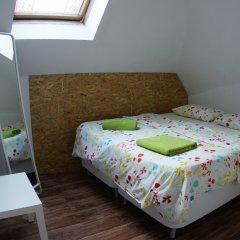 Хостел Кислород O2 Home Номер с общей ванной комнатой с различными типами кроватей (общая ванная комната) фото 6