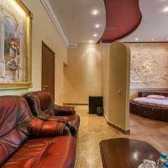 Крон Отель 3* Президентский люкс с разными типами кроватей фото 8